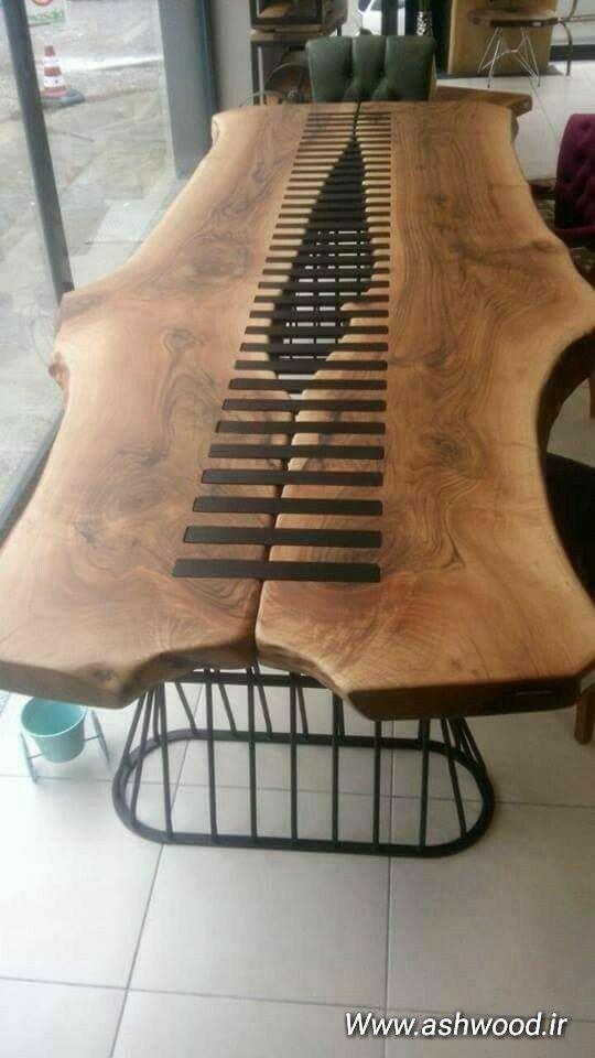 اتصال چوب و فلز، تخته اسلب چوب، هنر های چوبی