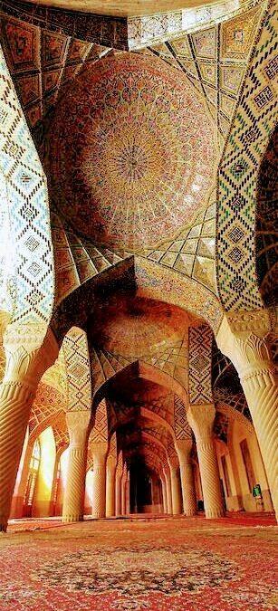 مفاهیم و اصطلاحات : معماری ایرانی چیست؟