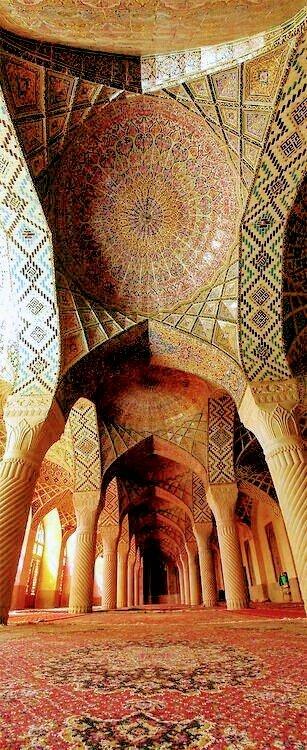 دکوراسیون و معماری سنتی ایرانی
