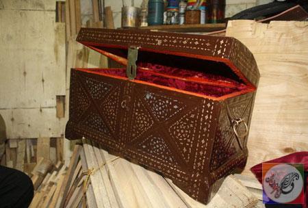 هنر صندوقچه سازی،صندوقچه سازی