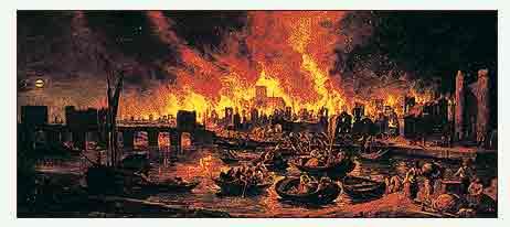 آتش سوزی بزرگ سال 1666 م