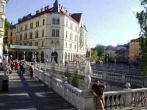 اسلوونی اروپای مرکزی