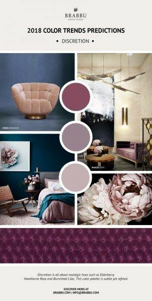 نمونه رنگ دکوراسیون و دیزاین اتاق خواب، پالت رنگ 2019 دکوراسیون داخلی منزل