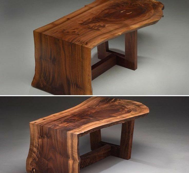 میز اسلب گردو
