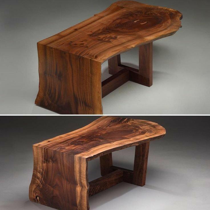 میز و دکور چوبی منزل، رنگ و رزین
