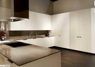 دکوراسیون آشپزخانه لوکس ایتالیایی