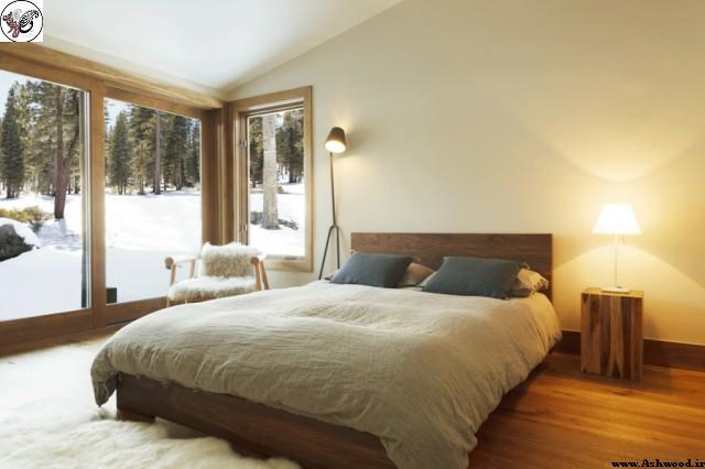 مدل و طراحی دکوراسیون اتاق خواب با اصول فنگ شویی