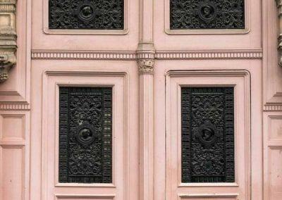 مدل درب چوبی سنتی , معماری اسلامی