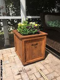 گلدان چوبی , فلاورباکس
