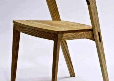 دکوراسیون چوبی ، میز چوبی و صندلی چوبی کنسول