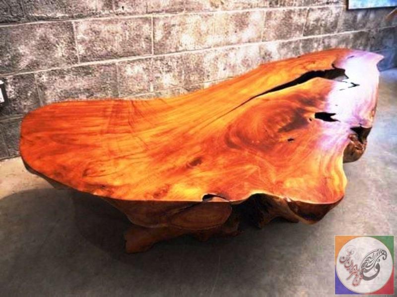 چوب سرخ , معرفی انواع چوب