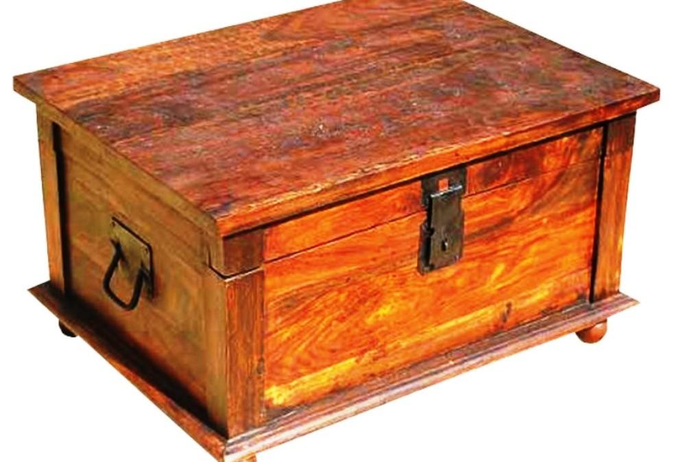 هنر ساخت صندوقچه چوبی