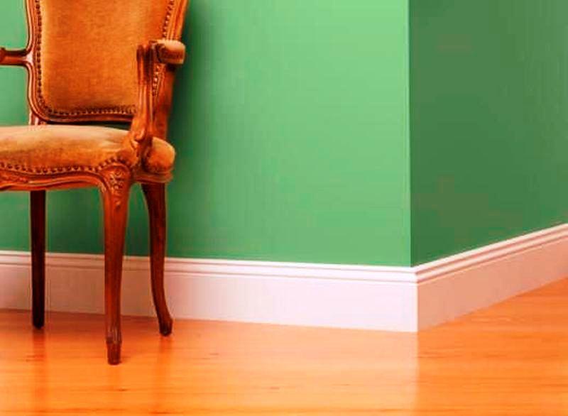 قرنیز چوبی در دکوراسیون داخلی منزل