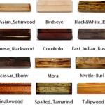 انواع قرنیز چوبی