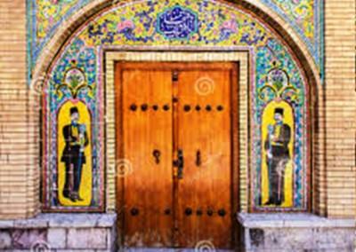 عکس هایی از کاخ گلستان iran tehran تالار برلیان