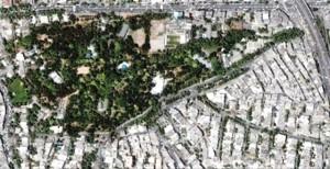 منطقه قلهک , شمیران , باغ قلهک