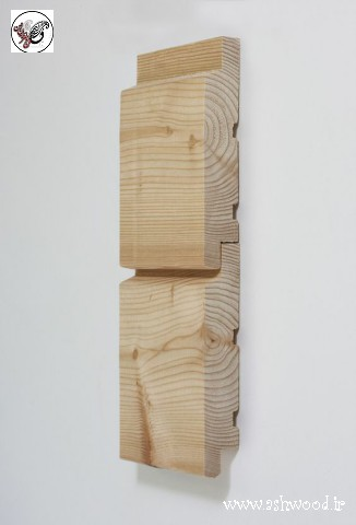 ایده های لوکس دیوارکوب لمبه چوبی چوب طبیعی 2019