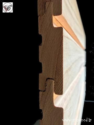 ایده لمبه چوبی ، دیوارکوب چوب طبیعی 2019