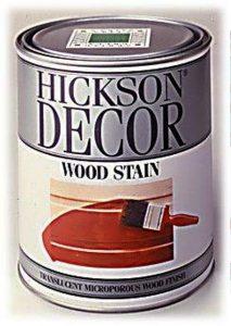 رنگ چوب ترمو همل هلند (HICKSON DECOR) در 2 نوع تیک و طبیعی رسید .