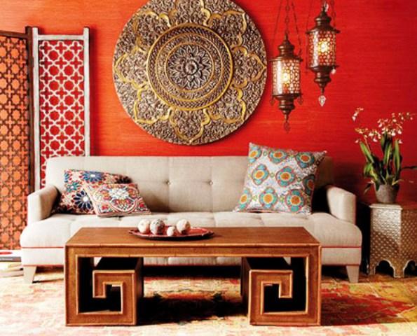 سبک  مراکشی ( دکوراسیون و معماری )
