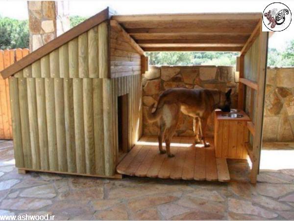 آموزش ساخت لانه چوبی سگ ، خانه سگ با ورق های OSB ضد آب و انتی باکتریال , لانه سگ چوب ضد آب , فروش لانه چوبی سگ , لانه سگ خانگی , خانه سگ ، خرید لانه سگ , ابعاد لانه سگ , عکس لانه سگ