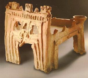درودگری- صندلی یافت شده در تپه چشمه علی در جنوب شرق تهران یا همان شهر ری