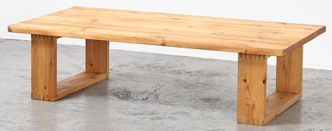 دکوراسیون چوبی؛ استفاده از چوب کاج در ساخت میز و صندلی های چوبی