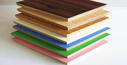 انواع فراورده های چوبی,  روکش ملامینه چوب