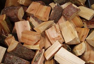 چوب نرم- هیزم چوب نرم