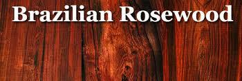 چوب رز وود سرخ برزیلی , چوب بلسان بنفش