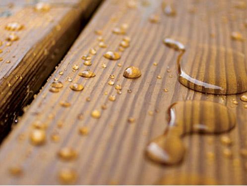 ضد آب کردن چوب, چوب ضد آب, محافظت از چوب