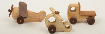 کاربرد چوب در ساخت اسباب بازی