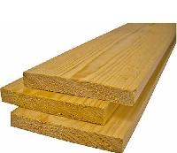 چوب چهار تراش کاج