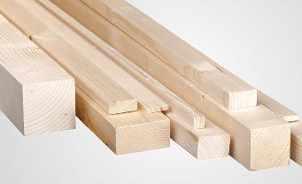 انواع چوب چهارتراش کاج روسی