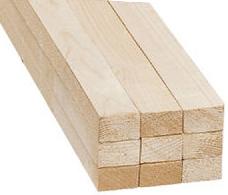 انواع چوب کاج در ابعاد مختلف