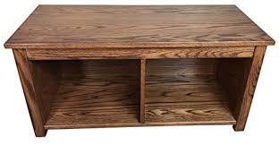 چوب بلوط زیبا به کار رفته در این جاکفشی زیبا.