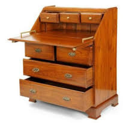 ساخت میز تحریر ام دی اف و چوب