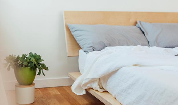 انواع چوب برای تختخواب های چوبی