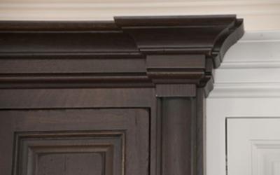دانستنی هایی راجع به تاج کابینت چوبی