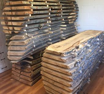 اسلب چوب؛ قطعات اسلب چوب