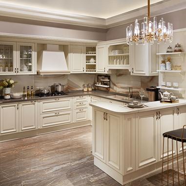 همه چیز راجع به درخت و چوب سپیدار -  کاربرد چوب سپیدار در ساخت کابینت های آشپز خانه