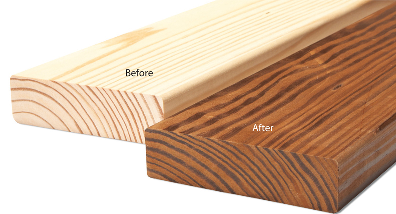 چگونه چوب را ضد آب کنیم ؟