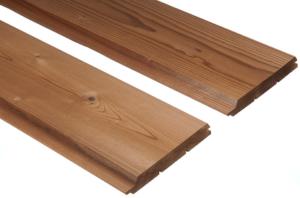 چوب ترمووود و مراحل نصب و رنگ در سازه های ترمووود