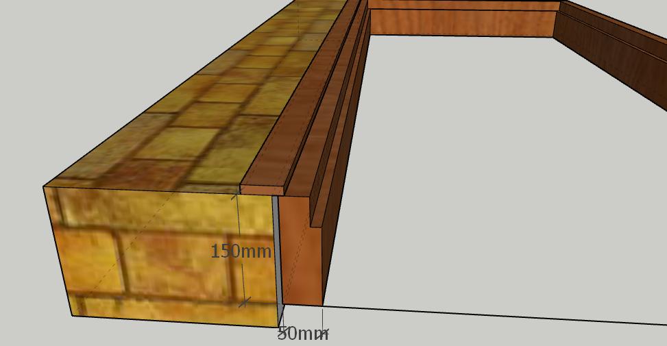 چهارچوب و روکوب درب چوبی