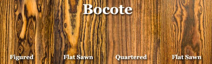 چوب بوکوت  Bacote , شناخت انواع چوب سخت چوب و شگفت انگیز