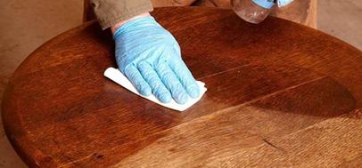 شاپان چیست؟  رنگ شاپان آستریهای رایج برای رنگ کاری چوب