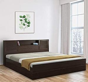 رنگ مناسب برای تخت چوبی کینگ سایز