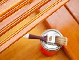 رنگ کاری چوب