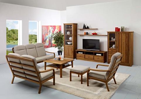 دانستنی هایی راجع به رنگ چوب وسایل چوبی -  نمونه ای از دیزاین چوبی
