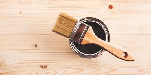 انواع رنگ رایج چوب برای وسایل چوبی منزل
